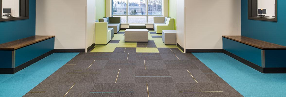 K 12 School Facilities Flooring Solutions Carpet Lvt